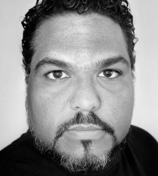 El guionista Alby Ojeda