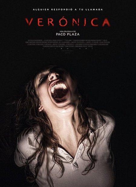Poster de la película VERÓNICA