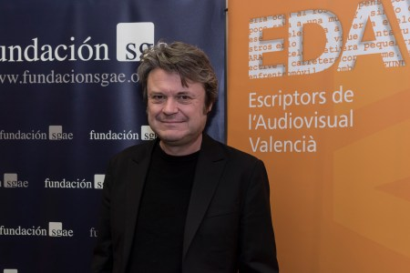 El guionista Bernd Lichtenberg