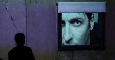 Un momento de la obra teatral Dystopia, escrita por el dramaturgo Juan Pablo Mendiola