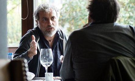 El guionista Pablo Barrera