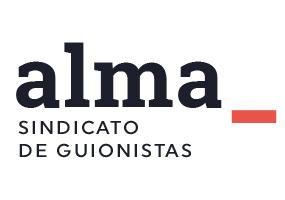 Logo sindicato de guionistas ALMA