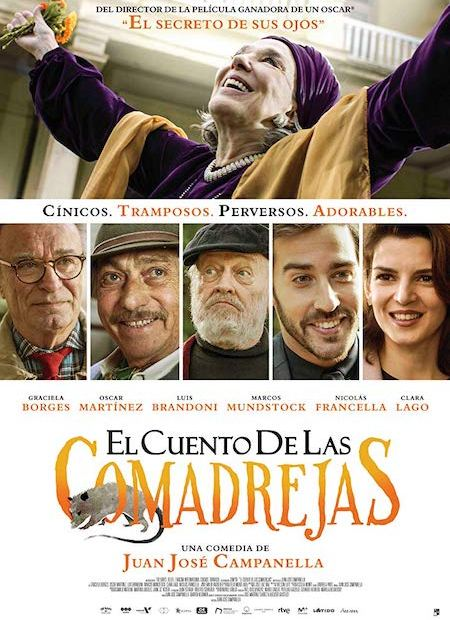 Poster de la película El cuento de las comadrejas