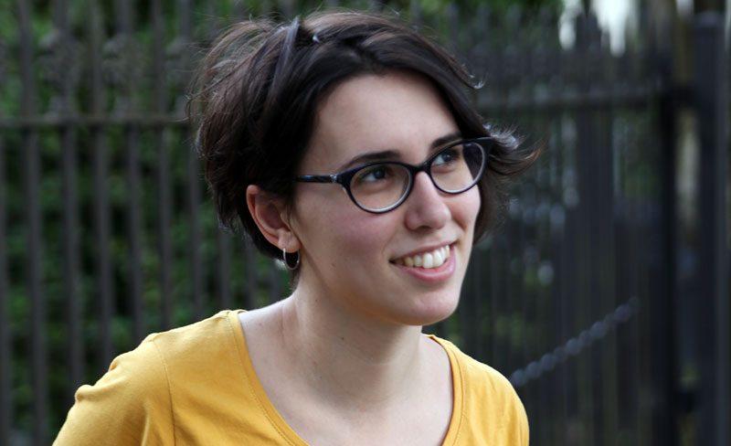 La dramaturga Yaiza Berrocal