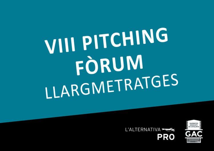 VIII Pitching Fòrum largometrajes