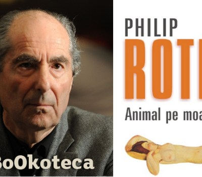 Philipe Roth – Animal pe moarte…