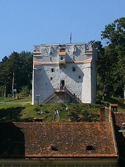 turnul alb brasov