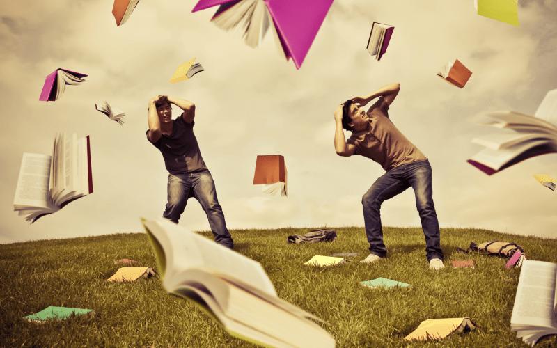 Ce citim când nu citim nimic?