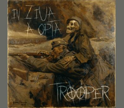 Trooper – În ziua a opta lumea a murit