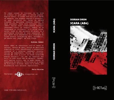 FrACTalia publică romanul lui Dorian Dron – Scara (AB4)