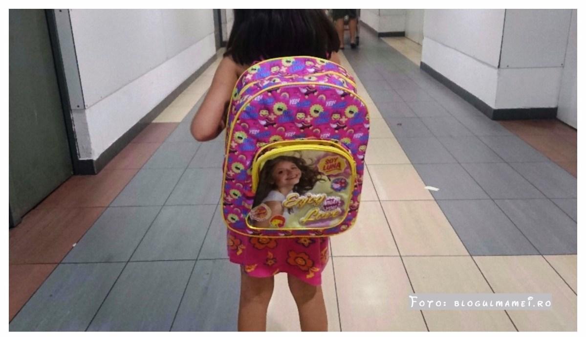 Pregătiri pentru școală. (Cum să) Nu faceți cumpărături inutile