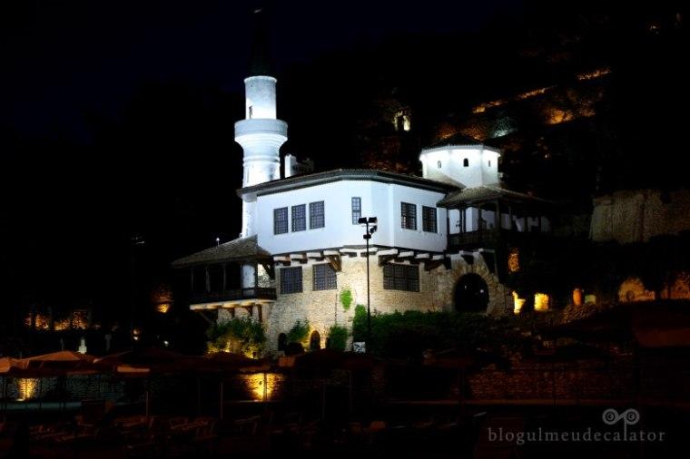 castelul reginei maria noaptea