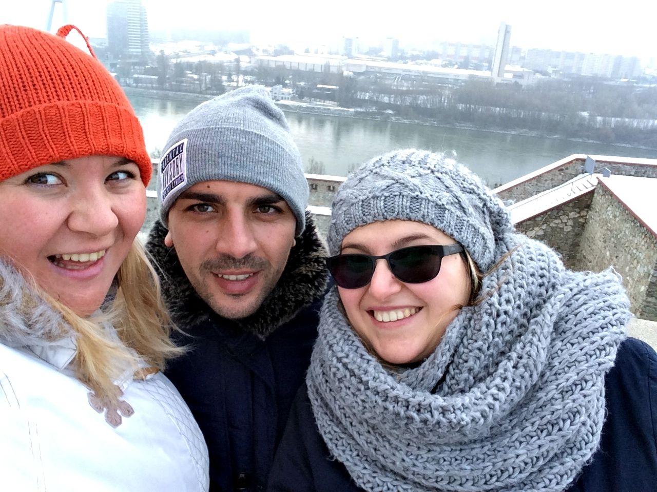 Bratislava: 24 de ore pe taram necunoscut