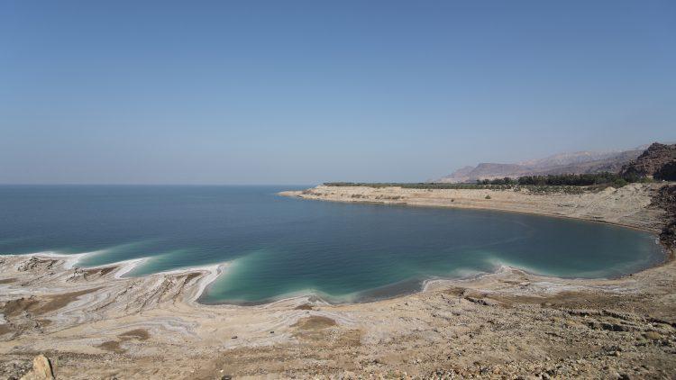 Laut Mati (Jordan) - Tempat terendah di dunia