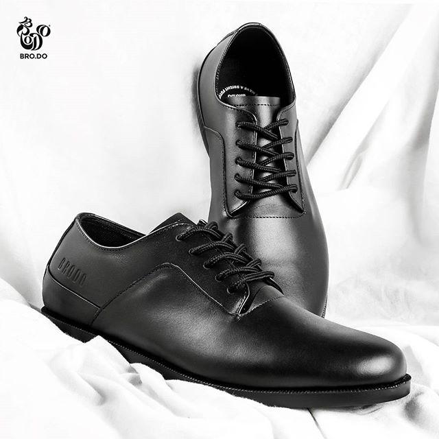 Sepatu buatan lokal yang bagus - Bro.do