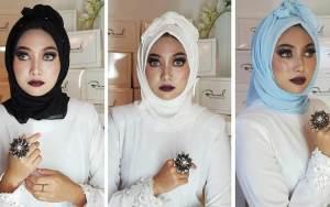 Hijab bawal pocong