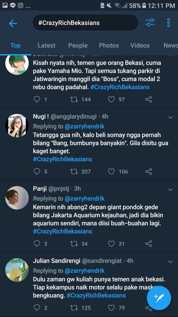 Crazy Rich Surabayan VS Crazy Rich Bekasians, Apa Fakta Sebenarnya?