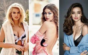 Supermodel Terseksi di Dunia