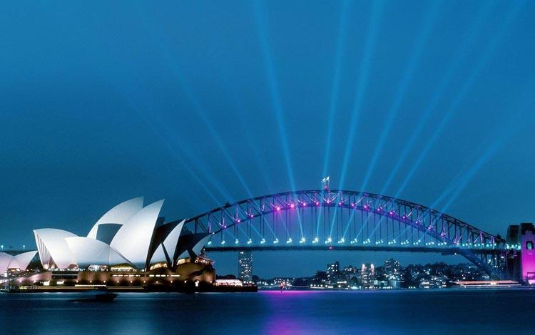 Jembatan Terindah Di Dunia - Jembatan Sydney Harbour