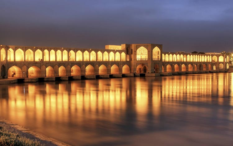 Jembatan Terindah Di Dunia - Jembatan Khaju
