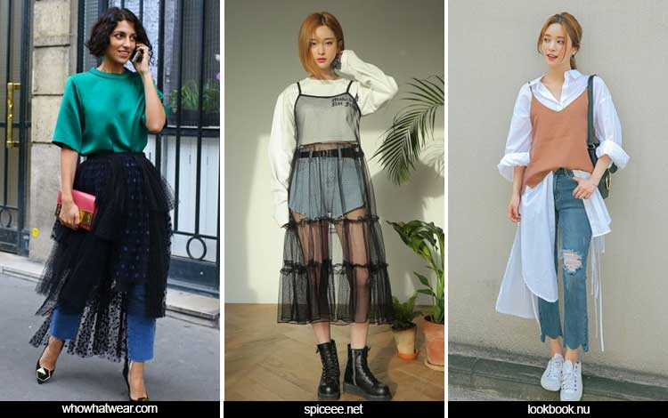 Trend Fashion Wanita 2019 - Layering