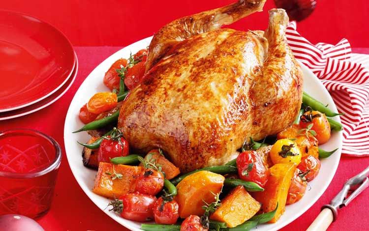 Makanan Dan Minuman Yang Identik Dengan Perayaan Natal - Ayam Kodok