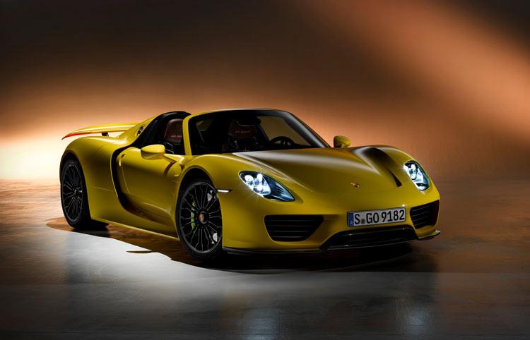 Mobil Mewah di Dunia Porsche 918 Spyder