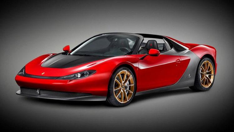 Mobil Mewah di Dunia Ferrari Pininfarina Sergion