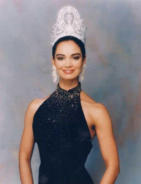 Pemenang Miss Universe Dari Waktu Ke Waktu - Lupita Jones - 1991