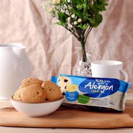 Merek Biskuit Yang Bagus Untuk Diet - Tropicana Slim Alergon Cookies