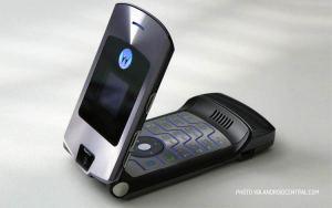 Motorola razr baru