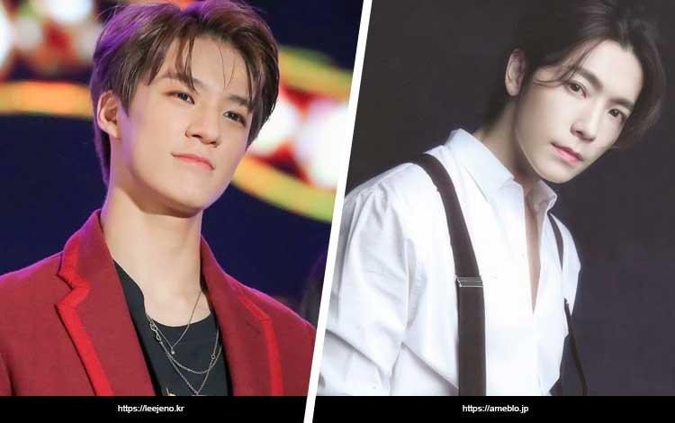Artis Korea Yang Mirip - Jeno NCT dan Donghae Super Junior