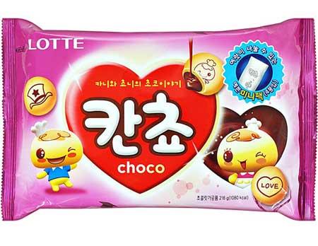 Snack Korea Yang Ada Di Indonesia - Kancho