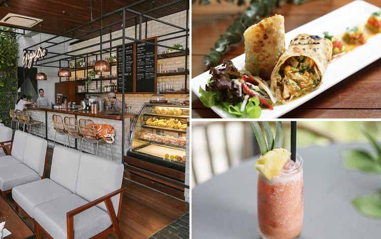 Restoran Makanan Sehat di Jakarta - Epigastro