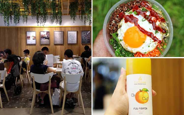 Restoran Makanan Sehat di Jakarta - Mam