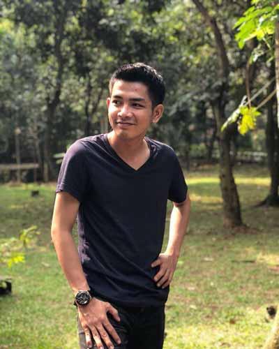 Daftar Pemain Sinetron Anak Langit SCTV Terlengkap - Angga Putra (Jaelani)
