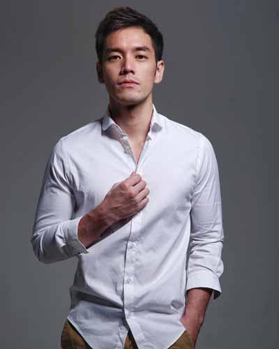 Daftar Pemain Sinetron Anak Langit SCTV Terlengkap - Anthony Xie (Toni)