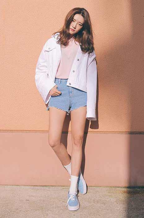 Outfit Of The Week Tampil Chic Ala Fashion Blogger Dengan Short Pant