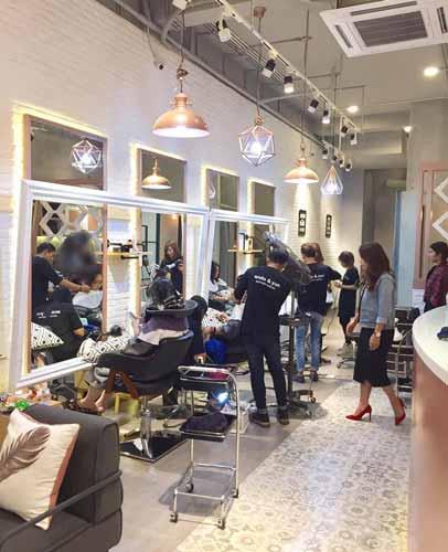 Beauty Salon Yang Bagus Di Jakarta - Ando & Yun Korean Hair