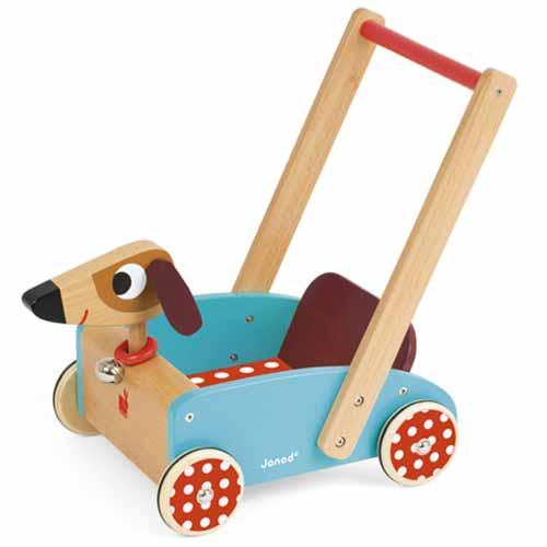 Rekomendasi Mainan Edukasi Untuk Bayi 6- 12 Bulan - Mainan Yang Didorong