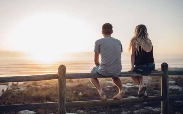 Cara Menghadapi Pasangan Yang Keras Kepala - Banyak-banyaklah Bersabar