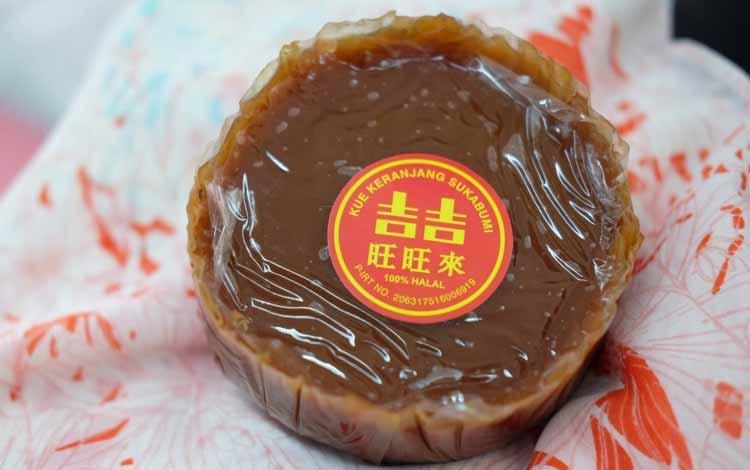 Daftar Makanan Khas China Terlezat - Nian Gao