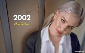 Lirik Lagu 2002 - Anne Marie