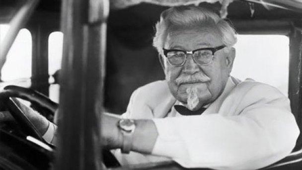 Kisah Inspiratif Kolonel Sanders Hingga Sukses Membangun KFC - Blog Unik
