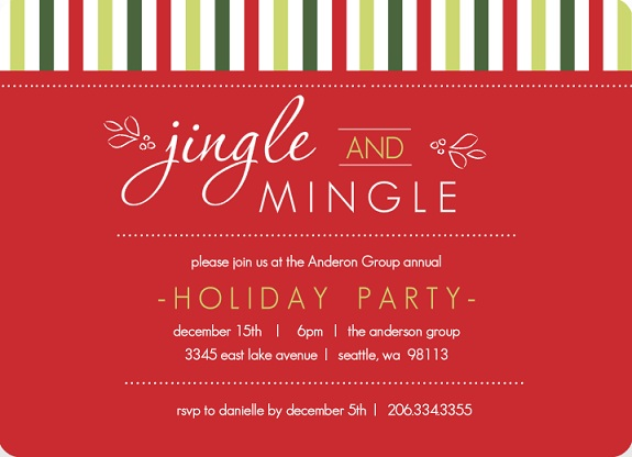 Company Party Invitation Templates Holiday Office Party – Company Party Invitation Templates