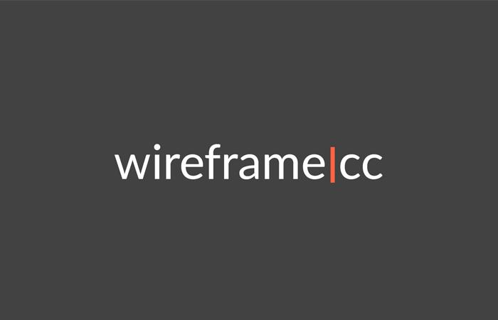 WierframeCC - Prototypage UX, outils et logiciels pour UX designer