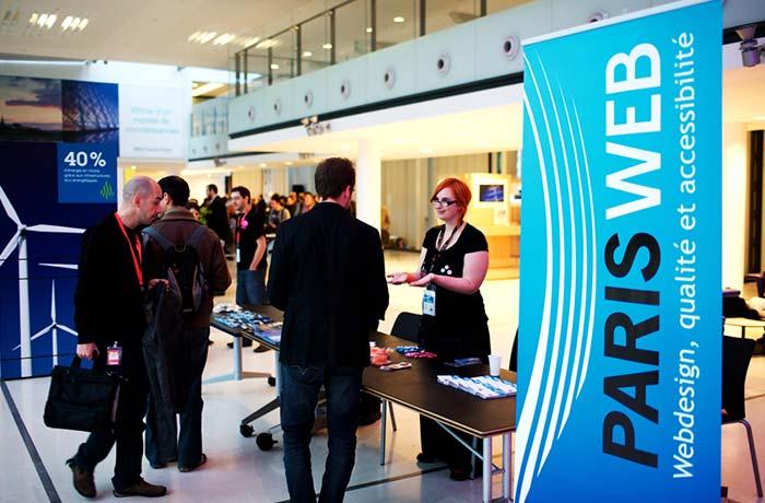 conference sur ux design - Paris-Web 2018 : La conférence francophone des gens qui font du web