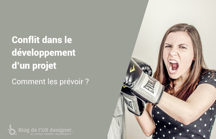 Prévoir les conflit dans le développement d'un projet