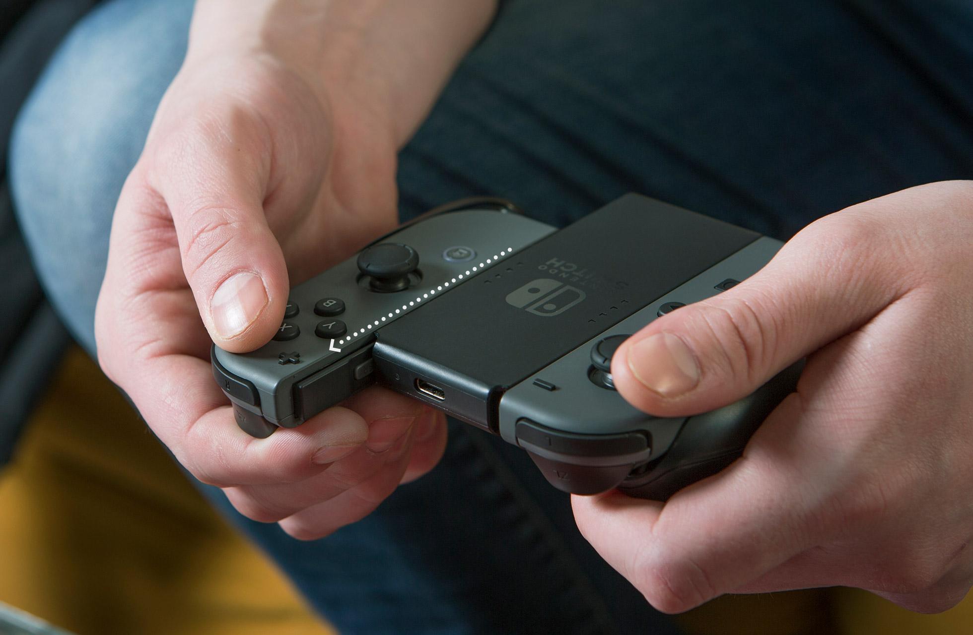 Nintendo Switch, jouer et une nouvelle expérience