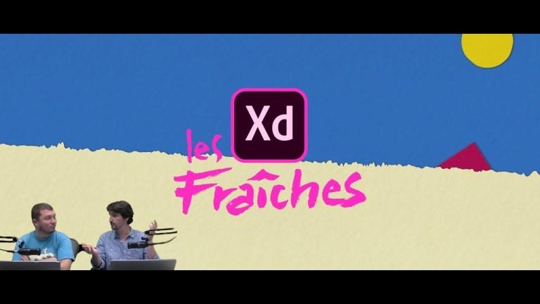 Les fraiches XD - Tuto adobe XD